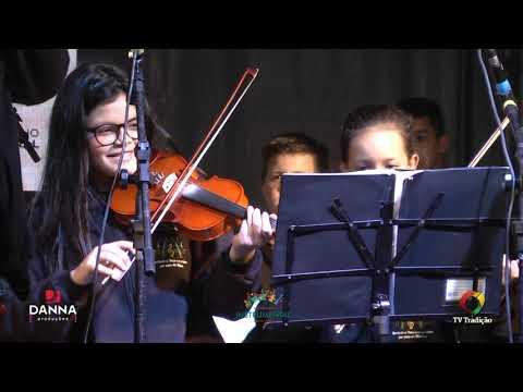 Orquestra Trilhos Sonoros - Dia 03/09 - II Circuito Instrumental de Música