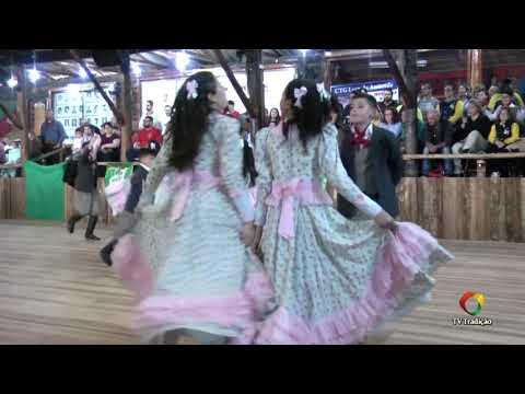 CTG Rancho da Saudade - 3º Festival Pioneiros da Tradição - Mirim