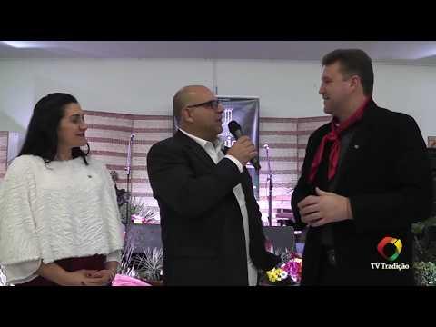 Entrevista: Prefeito Lucimar e Tania - 6º Celeiro da Poesia