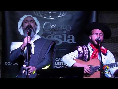 Show: Adriano Posai e Grupo Pátria Sulina - 6º Celeiro da Poesia