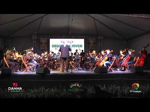 Orquestra Jovem do RS - Dia 05/09 - II Circuito Instrumental de Música