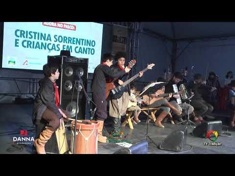 Cristina Sorretino e Crianças Em Canto - Dia 05/09 - II Circuito Instrumental de Música