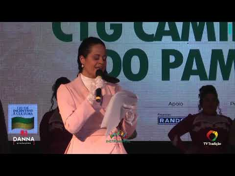 CTG Caminhos do Pampa - Dia 06/09 - II Circuito Instrumental de Música