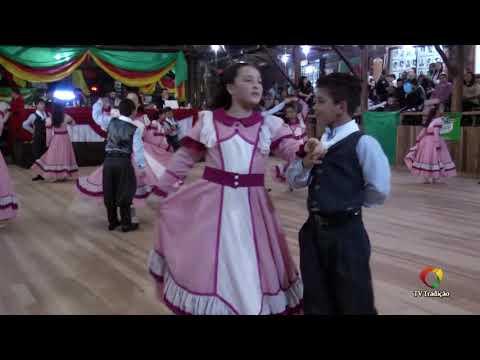 CTG Sentinela Farroupilha  - 3º Festival Pioneiros da Tradição - Mirim