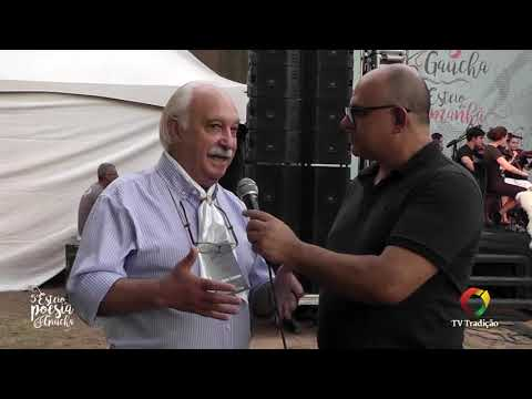 Entrevista: Wilson Tubino - 5º Esteio da Poesia Gaúcha