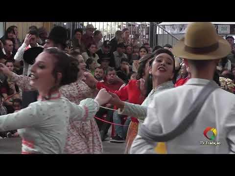 CTG Os Carreteiros - Adulta - II Rodeio Artístico Nacional de Abdon Batista