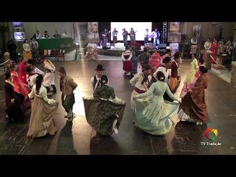 Conjunto Folclórico Os Riograndenses - Adulta - II Rodeio Artístico Nacional de Abdon Batista
