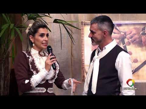 Entrevista: Nikito - II Rodeio Artístico Nacional de Abdon Batista
