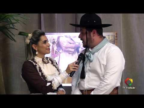 Entrevista: CTG Indio Condá - Mirim e Juvenil - II Rodeio Artístico Nacional de Abdon Batista
