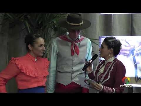 Entrevista: CTG Amigos da Querência - Adulta - II Rodeio Artístico Nacional de Abdon Batista