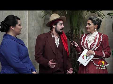 Entrevista: CTG Anita Garibaldi - Veterana - II Rodeio Artístico Nacional de Abdon Batista