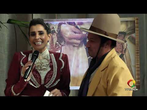 Entrevista: CTG Herança Gaucha - Adulta - II Rodeio Artístico Nacional de Abdon Batista