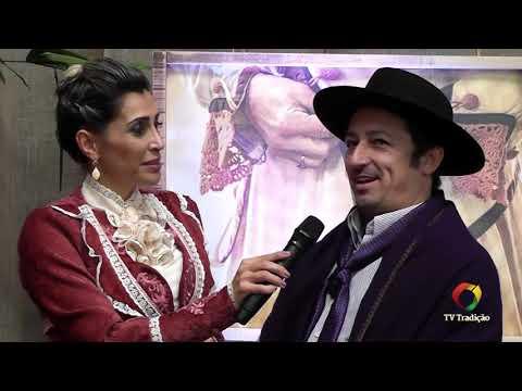 Entrevista: CTG Herança Gaucha - Veterana - II Rodeio Artístico Nacional de Abdon Batista
