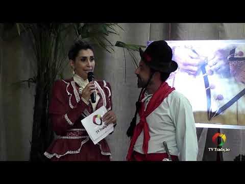 Entrevista: CTG Juca Ruivo - Adulta - II Rodeio Artístico Nacional de Abdon Batista