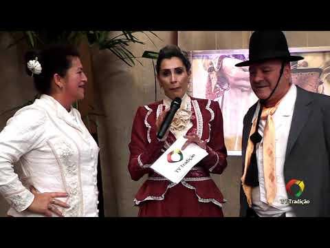 Entrevista: CTG Os Carreteiros - Veterana - II Rodeio Artístico Nacional de Abdon Batista
