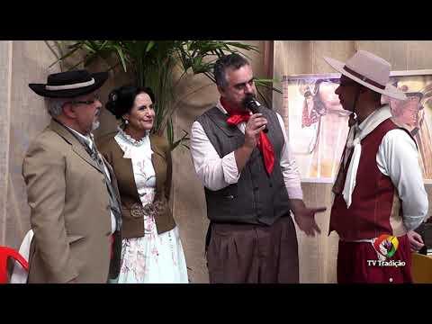 Entrevista: CTG Planalto Lageano - Veterana - II Rodeio Artístico Nacional de Abdon Batista