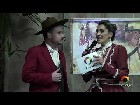 Entrevista: CTG Barbicacho Colorado - Veterana - II Rodeio Artístico Nacional de Abdon Batista