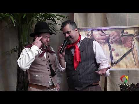 Entrevista: CTG Coxilha do Quero Quero - Veterana - II Rodeio Artístico Nacional de Abdon Batista