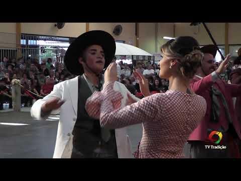 CTG Barbicacho Colorado - Adulta - II Rodeio Artístico Nacional de Abdon Batista