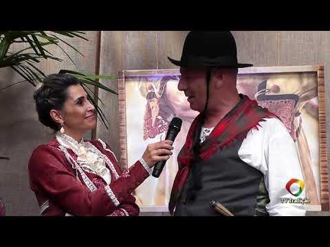 Entrevista: CTG Vaqueanos do Oeste - Veterana - II Rodeio Artístico Nacional de Abdon Batista