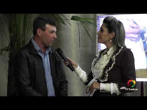 Entrevista: Jadir Luiz de Souza - II Rodeio Artístico Nacional de Abdon Batista