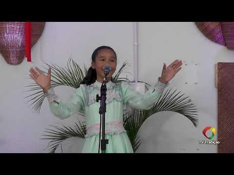Gabriela de Souza Carijio - Declamação - II Rodeio Artístico Nacional de Abdon Batista
