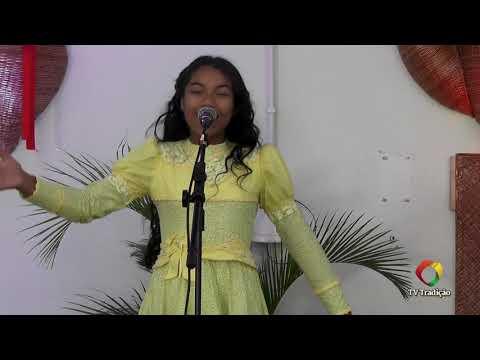 Yasmin de Oliveira Jorge - Declamação - II Rodeio Artístico Nacional de Abdon Batista