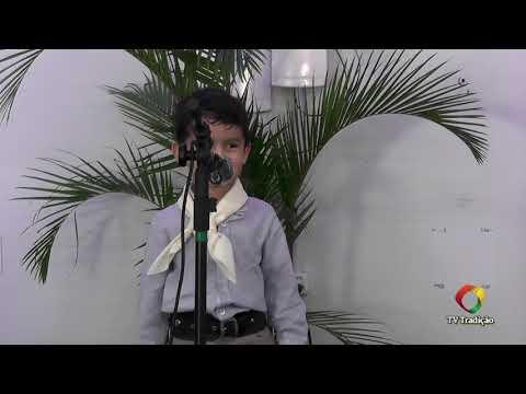 Daniel Senes de Andrade - Declamação - II Rodeio Artístico Nacional de Abdon Batista