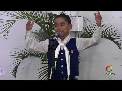 Eduardo da Silva Rodrigues - Declamação - II Rodeio Artístico Nacional de Abdon Batista