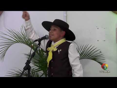 Diogo da Silva Rodrigues - Declamação - II Rodeio Artístico Nacional de Abdon Batista