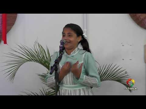 Brenda Pires de Carvalho - Declamação - II Rodeio Artístico Nacional de Abdon Batista