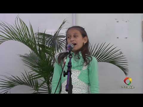 Clara Castro Stefanello - Declamação - II Rodeio Artístico Nacional de Abdon Batista