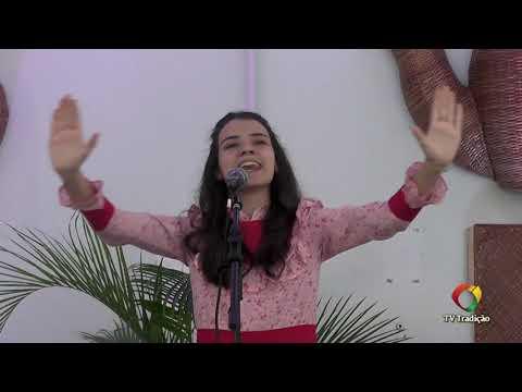 Maria Eduarda Ghellere Pinto - Declamação - II Rodeio Artístico Nacional de Abdon Batista