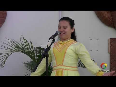 Paula Covatti Brustolin - Declamação - II Rodeio Artístico Nacional de Abdon Batista