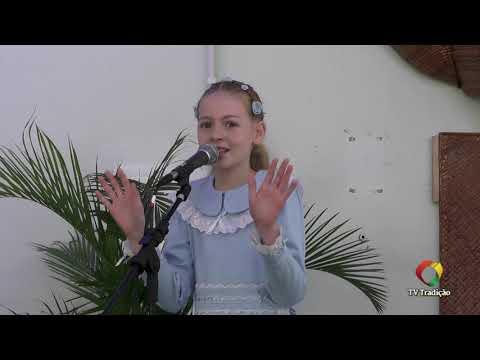 Pamela Stieven - Declamação - II Rodeio Artístico Nacional de Abdon Batista