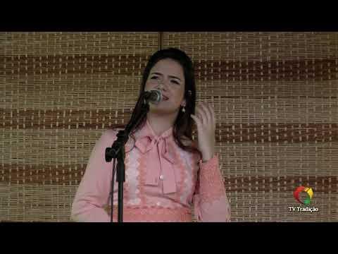 Vitoria Castilhos da Silva - Declamação - II Rodeio Artístico Nacional de Abdon Batista