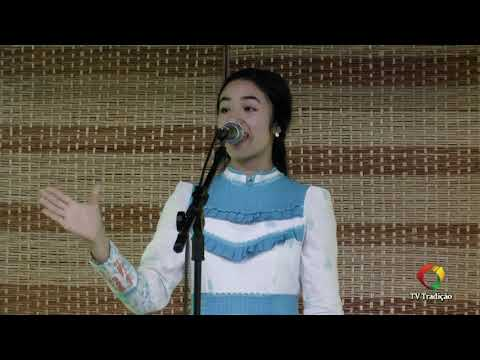 Ana Carolina Zoppas Kuniy - Declamação - II Rodeio Artístico Nacional de Abdon Batista