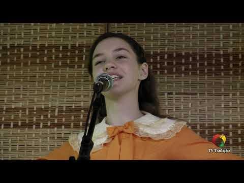 Ariane Pretto - Declamação - II Rodeio Artístico Nacional de Abdon Batista
