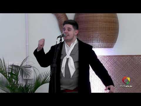 Welerson Ferreira dos Santos - Declamação - II Rodeio Artístico Nacional de Abdon Batista
