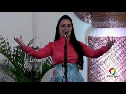 Bruna Mello de Souza  - Declamação - II Rodeio Artístico Nacional de Abdon Batista
