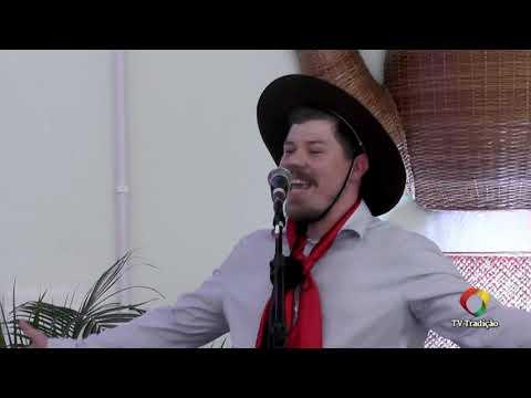 Eduardo Wirth - Declamação - II Rodeio Artístico Nacional de Abdon Batista