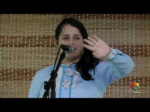 Letícia da Rosa Moreira - Declamação - II Rodeio Artístico Nacional de Abdon Batista