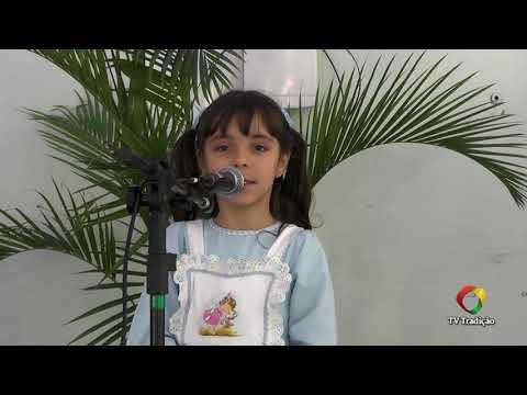 Carla Pietra Viana - Declamação - II Rodeio Artístico Nacional de Abdon Batista