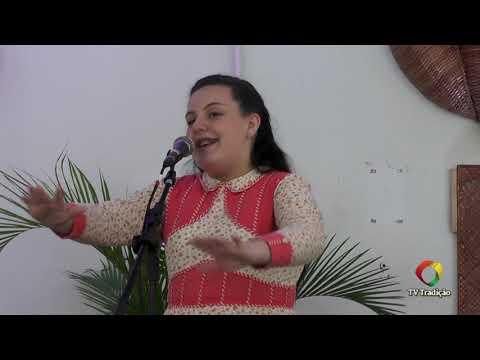 Nicole Borges de Liz  - Declamação - II Rodeio Artístico Nacional de Abdon Batista