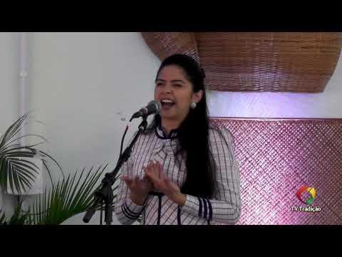 Ana Carla Batista - Declamação - II Rodeio Artístico Nacional de Abdon Batista