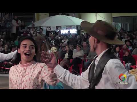 CF Celeiro da Tradição - II Rodeio Artístico Nacional de Abdon Batista