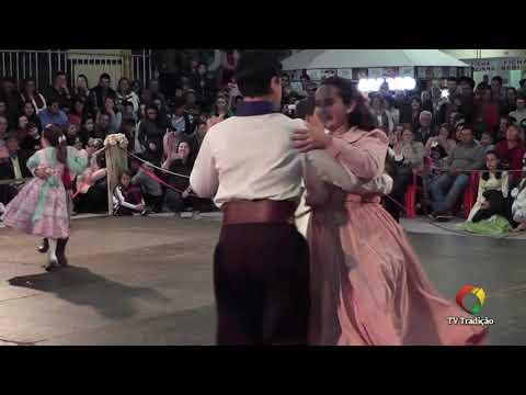 CF Flor de Ipê - Mirim - II Rodeio Artístico Nacional de Abdon Batista