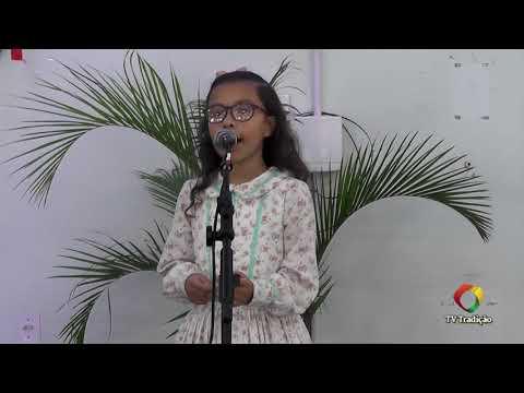 Maysa da Silva Ichtchuk - Declamação - II Rodeio Artístico Nacional de Abdon Batista