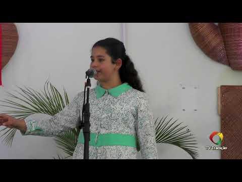 Luana Santos Andrade - Declamação - II Rodeio Artístico Nacional de Abdon Batista