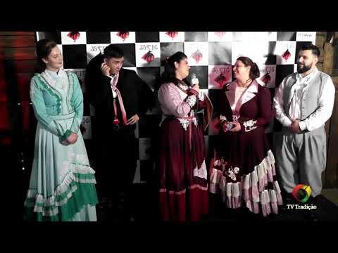 Entrevista: CTG Querência do Prata - Juvenil - 4ª Festival Pioneiro da Tradição